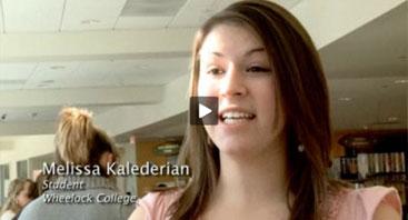 Wheelock College Student